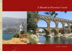 Photo Works - A Month in Provence