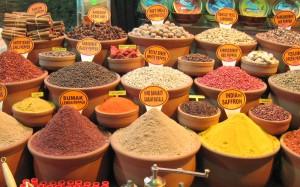 Spice Market - Istanbul, Turkey