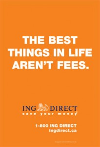 Get 50 From Ing Direct Electric Orange Checking Account