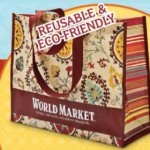 FREE Tote Bag from World Market