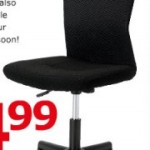 $15: HAJDEBY Swivel Chair @ IKEA
