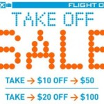 $10 Off $50 Orders @ Flight 001