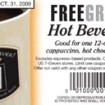 Free Food Friday: 9 New Freebies (+7-Eleven)