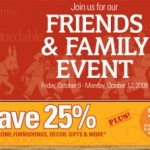 25% Off Coupon for World Market