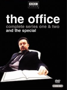 Has The Office Uk Edition Complete Collection
