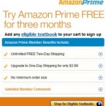 Free 3-Month Trial of Amazon Prime