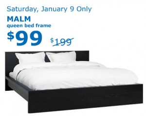 ikea beam bed frames comely furniture ikeamalmbed - Ikea Queen Bed Frame