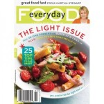$5.99 – Everyday Food Magazine 1-year Subscription