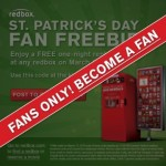 FREE RedBox Rental: Today Only!