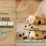 It's Free Starbucks Pastry + Ben & Jerry's Free Cone Day