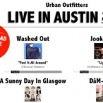 25 Free Songs: SXSW Sampler from Urban Outfitters