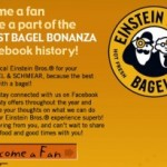 Free Food Friday: 8 New Freebies (+Einstein Bros Bagels)