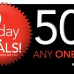 Borders 50% Off Coupon