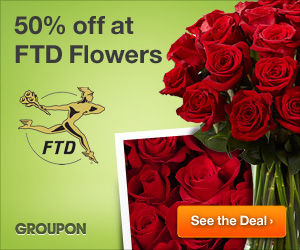 groupon flowers ftd