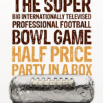 "Half Off Chipotle ""Party in a Box"" on Super Bowl Sunday"
