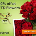 $40 FTD.com Flowers Credit for $20 on Groupon